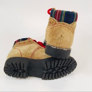 Shoes - Fashion Traditions Infant Nubuck Hiking Boots